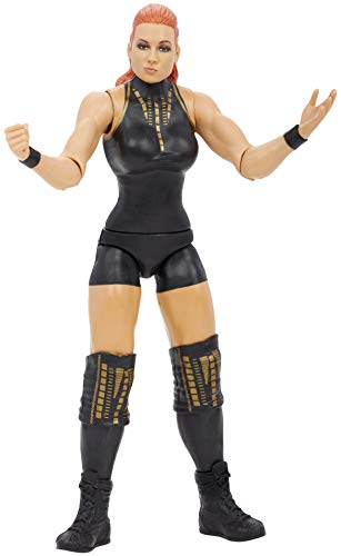WWE Basic Action Figures, Posable 6-In/15.24-cm Collectible for Ages 6 Years Old & Up