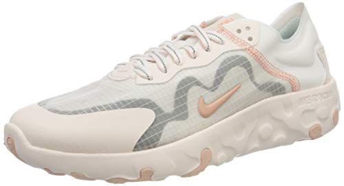Nike Renew Lucent, Zapatillas Mujer, Rosa (Light Soft Pink/Coral Stardust 108), 42.5 EU