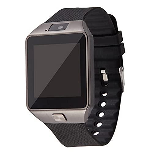 Pantalla táctil reloj inteligente dz09 con cámara Bluetooth reloj de pulsera Relogio tarjeta SIM smartwatch para xiao mi i teléfono Sam cantado pantalla táctil reloj inteligente
