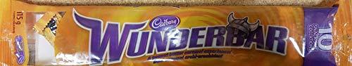 Cadbury Wunderbar Mini Snack Size 10ct/115g {Imported from Canada}