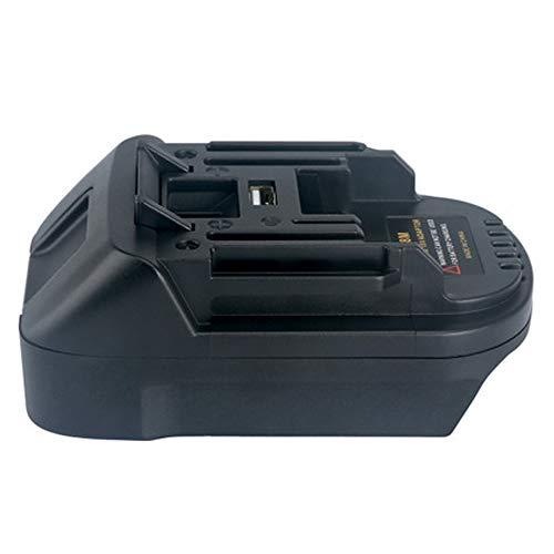 BPS18M Battery Adapter for Black&Decker 20V Lithium for Porter Cable 20V Lithium Battery Convert to for MAKITA BL1830 BL1840 18V Battery