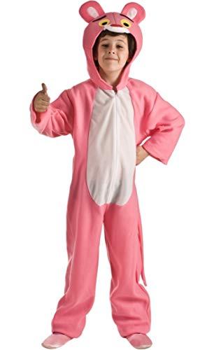 Disfraz de Pantera Rosa para niños