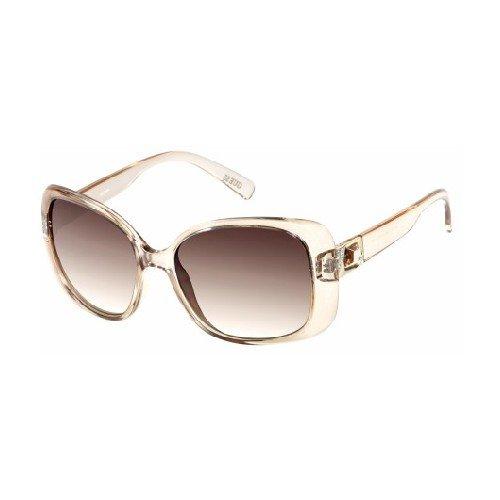 Guess Sonnenbrille Gu7314 I78-58-17-140 Occhiali da Sole, Rosa (Pink), 58.0 Donna