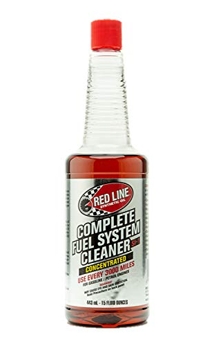 Red Line (60103) Complete SI-1 Fuel System Cleaner...