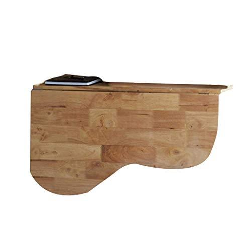 Escritorio Plegable Mesa de Hojas abatibles de Pared Estante Simple Cocina Mesa Plegable Colgante de Pared
