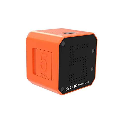 9imod RunCam 5 Orange 12MP 4:3 145°FOV 56g Ultra-Light 4K HD FPV Camera NTSC / PAL Switchable for RC Racing Drone