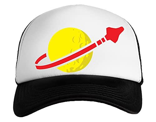 Luxogo Espacio Gorra Snapback De Béisbol para Niños y Niñas Boys Girls Baseball Cap