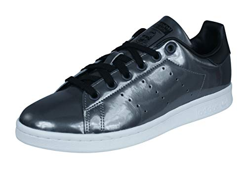 Adidas Damen Stan Smith Sneaker , Grün (Night Metallic/ Night Metallic /Core Black) , 36 EU