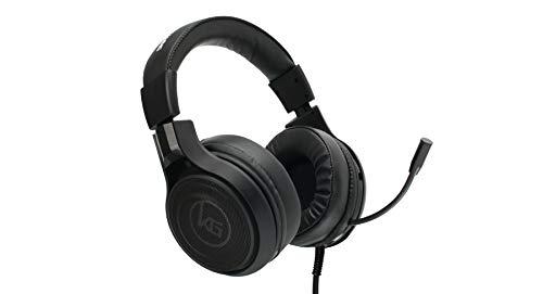 IOGEAR Kaliber Gaming NUKLEUS Universal Gaming Headset, Black GHG601