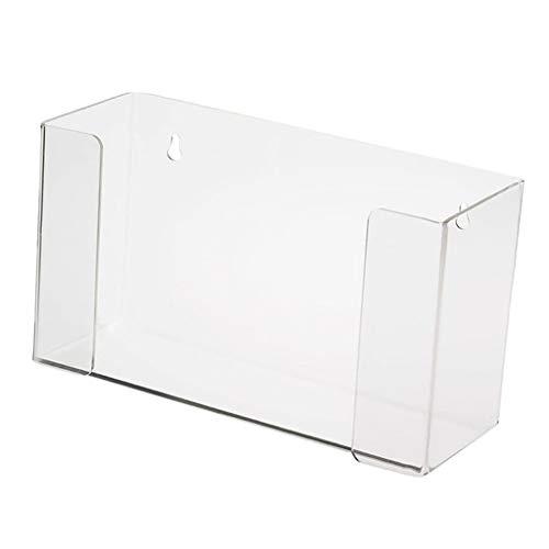 Acryl Wandhalter für Einmalhandschuhe Einweghandschuhe Halterung Handschuh-Spender-Box