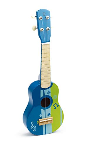 Hape Kid's Wooden Toy Ukulele...