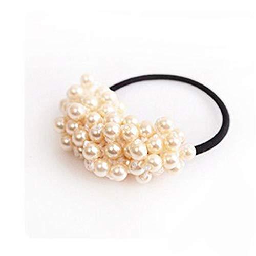 Nieuwe karikatuur-haar-ring letter-vruchten-elastiek zacht meisjeshaar hoofdband 3119