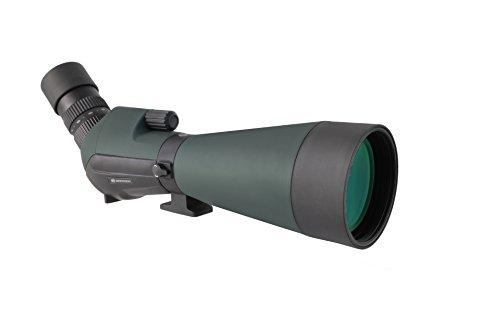 Bresser 20-60x85 Condor Porro Spektiv (mit wasserdichtem Gehäuse und hochwertiger Optik mit voller Mehrschichtvergütung und Blendschutz inklusive Bereitschaftstasche)