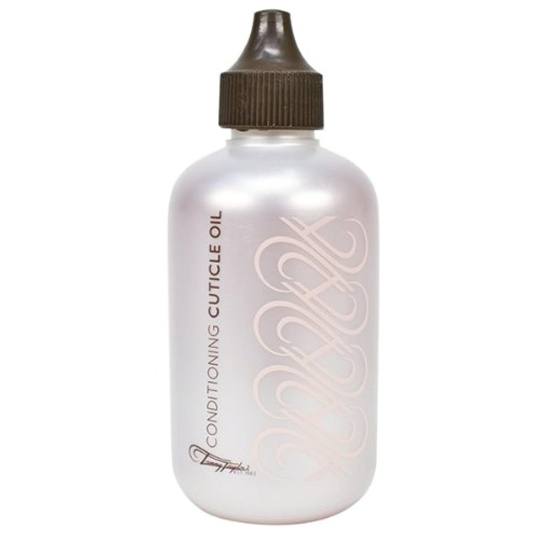 汚染された無知刺繍Tammy Taylor - Conditioning Cuticle Oil -Peach - 4 Oz / 118mL