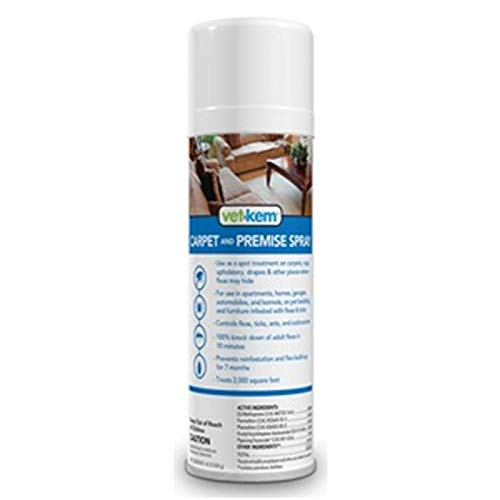 Vet-Kem Carpet Premise Spray - 16 oz
