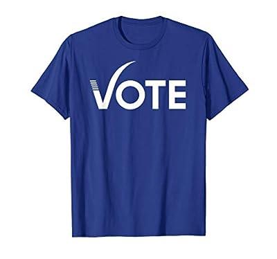 Blue Vote Tshirt | Red Vote Tshirt | Women Men 2020 Election T-Shirt