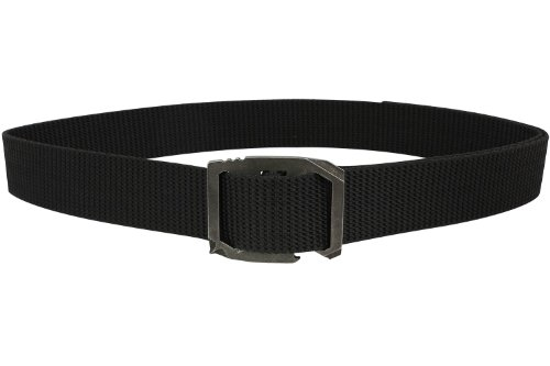 Bison Designs Kool Tool Technical USA Made Belt, Black, Medium/38-Inch