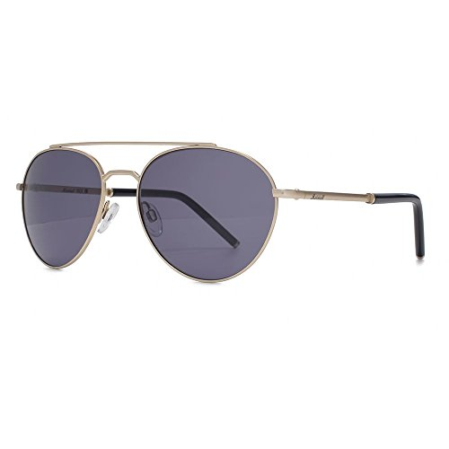 Marshall Mick Large Sonnenbrille gold (Gold/Dark Smoke Grey)-Onesize
