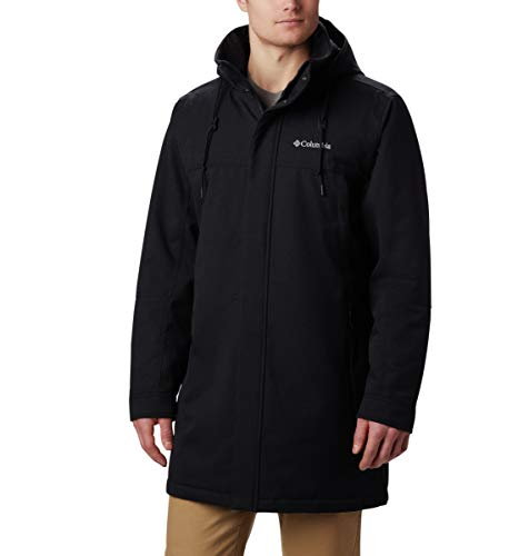 Columbia Men's Boundary Bay Long Insulated Jacket