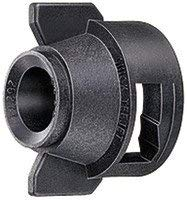TeeJet 114441-1-CELR Quick Cap with Gasket - Black  Pack of 12  - Replaces CP25612-1-NYR