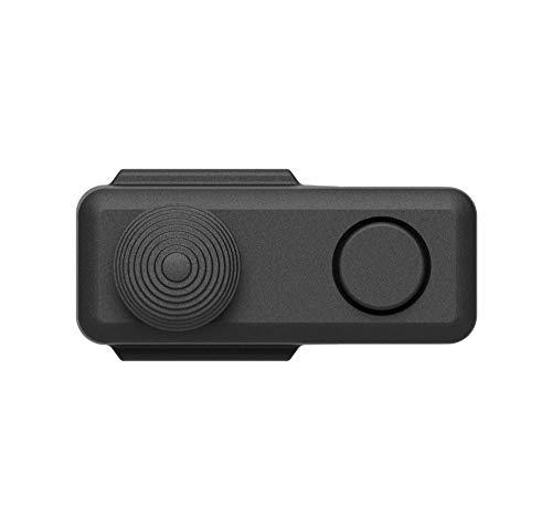 DJI Pocket 2 Mini Control Stick - Controllo inclinazione e panorama, Controllo zoom (solo su DJI Pocket 2), Cambia la modalità di stabilizzazione, Nero