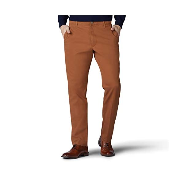 LEE Men's Performance Series Extreme Comfort Relaxed Pant