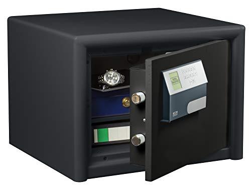 BURG-WÄCHTER Sicherheitsschrank, Combi Line CL 420 E, Mit elektronischem Zahlenschloss, Sicherheitsstufe S 2, 27 l Volumen