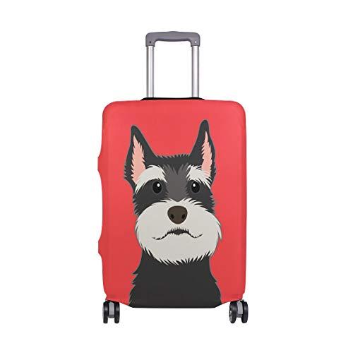 Funda para Maleta de Perro con diseño de Animales de Dibujos Animados