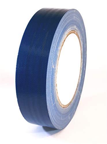Gewebeband Blau 30mm x 25m UV beständig Pazertape Gaffa Klebeband
