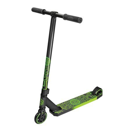 Madd Gear Carve Pro Stunt Scooter - Black & Green