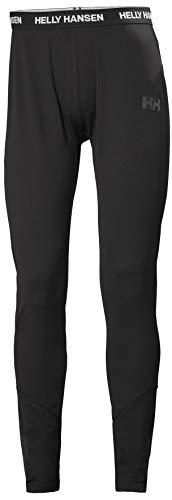 Helly-Hansen Mens LIFA Active Base Layer Pant, 990 Black, XX-Large