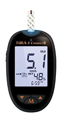 Multi-Parameter for The Monitoring of Total Cholesterol, ß-Ketone, Uric...