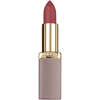L Oreal Paris Cosmetics Colour Riche Ultra Matte Highly Pigmented Nude Lipstick Rebel Rouge 0.13 Ounce