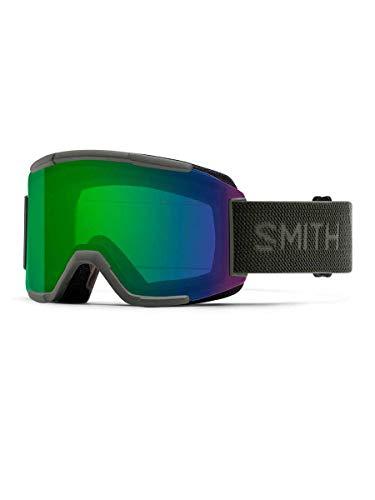 SMITH (SMIZD) Squad Skibrille mit Chroma Pop, SAGE Flood, Mittelgroße Passform