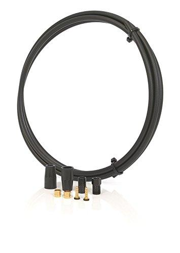 XLC Unisex– Erwachsene Bremsleitung BR-X05, Schwarz, One Size