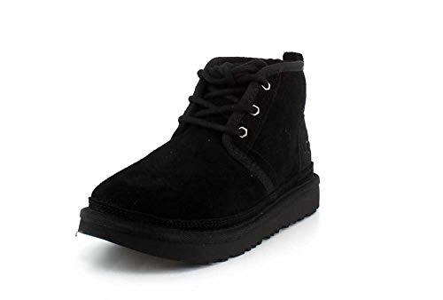 UGG Unisex-Kinder K Neumel II Pull-On Boot, Black, 36 EU