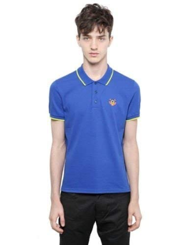 Kenzo Paris Polo T-Shirt H/S Luxury - SZ: XL/EU 52 / UK 42 100% Echt