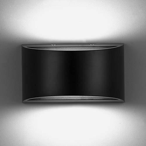 Apliques Pared Led Interior Negro apliques pared led  Marca ENCOFT