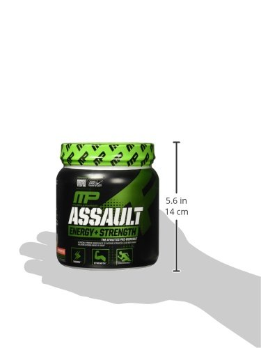 Assault Pre-Workout 30 servings Fragola - 31gCYWXOiZL