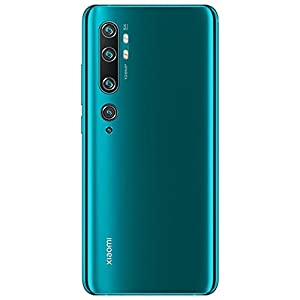 Xiaomi Mi Note 10 Pro 8GB RAM 256GB Doble SIM Cámara 108MP - Verde