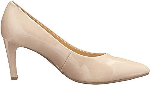 Gabor Shoes Damen Fashion Pumps, Beige (Sand (+Absatz) 72), 38 EU