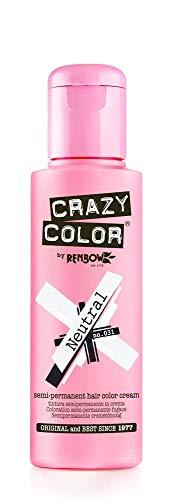 Renbow Crazy Color Coloration Semi-permenant Neutral 100 ml