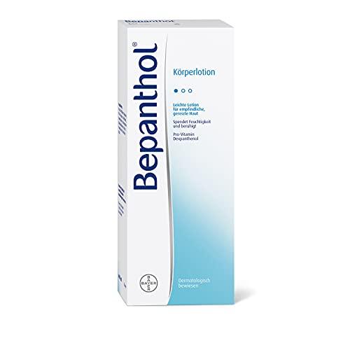 Bepanthol Körperlotion für empfindliche Haut, 400 ml Lotion
