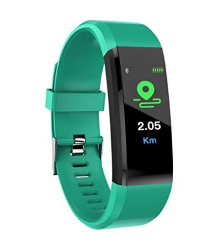 Orologio Intelligente Bambini Smart Bracelet Id115Plus Sport Bluetooth Wristband Monitor Watch Activity Tracker Smart Band-1 Sportivo Fitness Tracker Ip68
