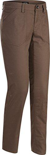 Arc'teryx Damen Murrin Pant Women's Hose, Luchs, 8/31