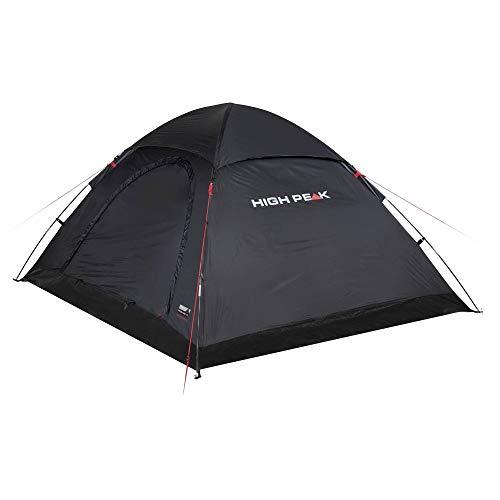 High Peak Monodome XL Dome Tent Unisex-Adult, Black, Taille Unique