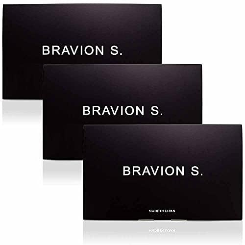 増大サプリ BRAVION S. ブラビオンエス 公式通販 3箱 3ヶ月分 国内GMP工場製 増大サプリメント シトルリン アルギニン 亜鉛 コブラ 増大サプリメント