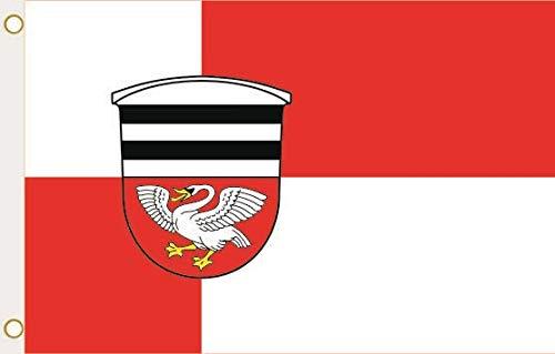 U24 Flagge Fahne Münster (Hessen) 90 x 150 cm