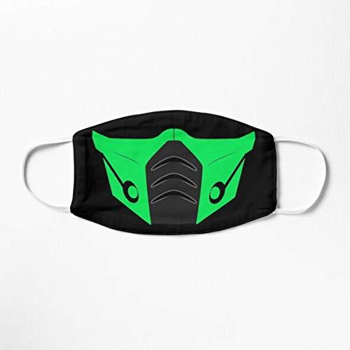 Reptile C_o_v_i_d_1_9 Face Mask Coronavirus Mortal Kombat Mask