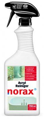 norax Acryl Reiniger 750 ml - Mit Abperleffekt *Kunststoffreiniger*